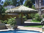 18 Foot Mexican Palm Palapa Kit - Round