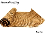 Bac-Bac Natural Matting 4 feet x 8 feet - Sizes are not exact and will vary sometimes up to 6 inches