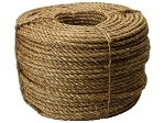 Manila Natural Rope 3/4 inch x 100 feet