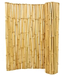 1x4x8 Bamboo Rolled Fencing