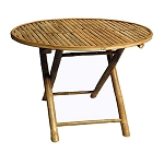 Round Folding Table 30 Inches