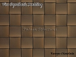 ViroSurface Kenya Stone Synthetic Matting 4 feet x 25 feet