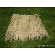 Top Side View Mexican Palm Thatch