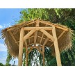 6x8 Gable Roof Mexican Palm Hut