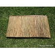 African Reed Thatch Panel with clips